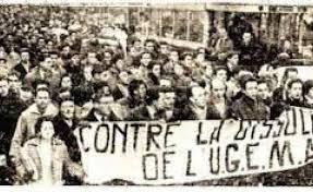L'Union générale des étudiants musulmans algériens en France ...